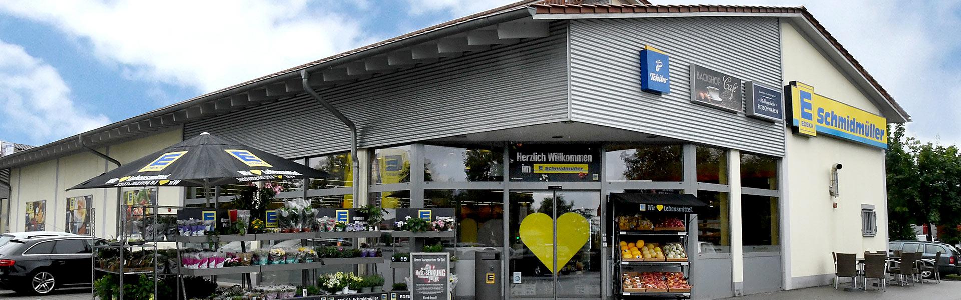 Kontakt und Anfahrt zu Ihrem Supermarkt in Forstern