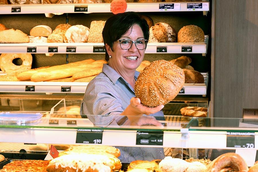 Bäckerei in Forstern