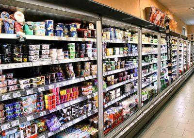 Molkereiprodukte in Ihrem Supermarkt in Forstern